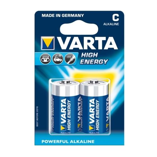 VARTA baterie alkalická LONGLIFE.POWER 4914 C/LR14 ; BL2